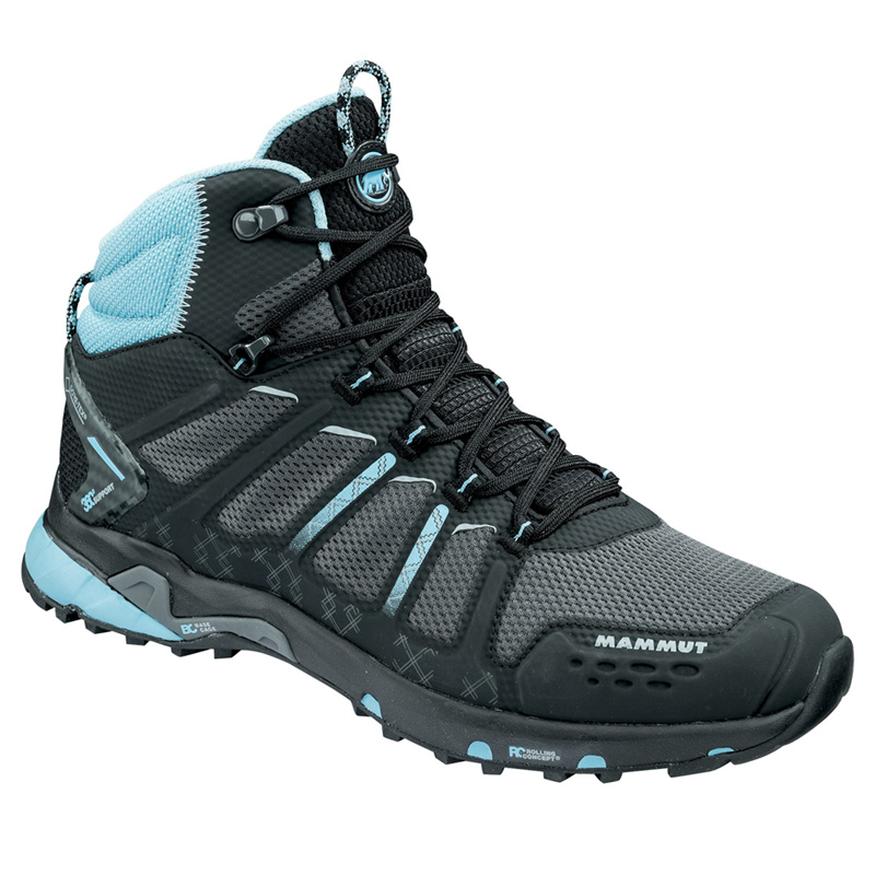 MAMMUT(マムート) T Aenergy Mid GTX(R) Women's 5.5/24.0cm black×whisper 3020-05620