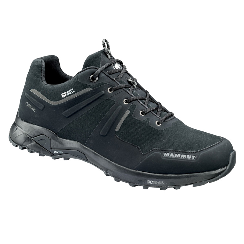 MAMMUT(マムート) Ultimate Pro Low GTX(R) Men's 10/28.5cm black×black 3040-00710