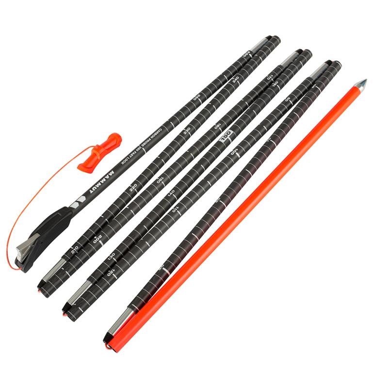 MAMMUT(マムート) Carbon Probe 280 fast lock ワンサイズ neon orange 2620-00251