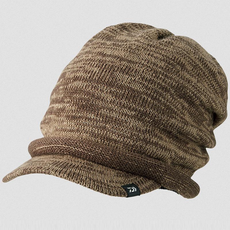 Knitted Fleece FREE Shipping Daiwa Fishing Beanie