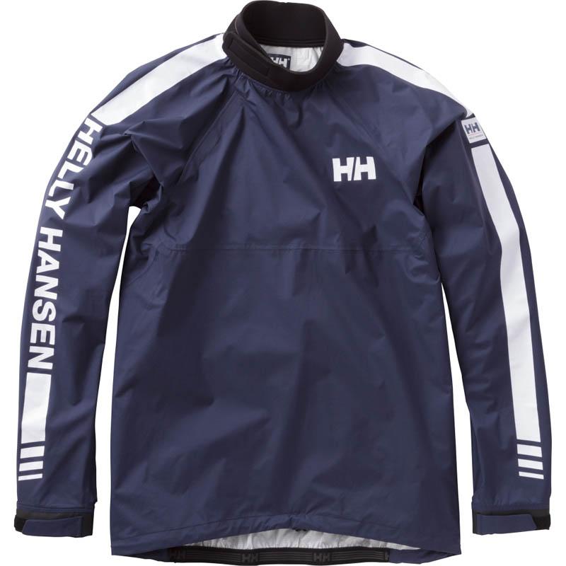 HELLY HANSEN(ヘリーハンセン) HH11804 Team Smock Top III(チーム スモック トップ III) Men's L HB(ヘリーブルー) HH11804