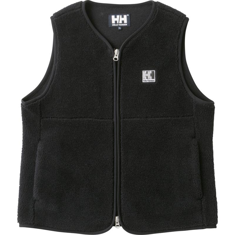 HELLY HANSEN(ヘリーハンセン) HE51864 FIBERPILE ベスト L K(ブラック) HE51864