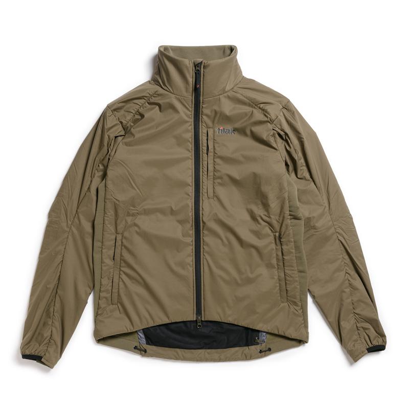 ティラック(Tilak) Verso Jacket S Khaki×Khaki 380044