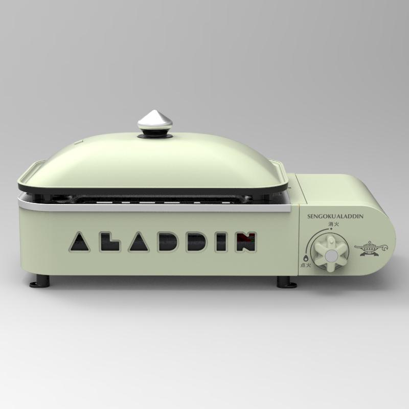 センゴクアラジン(SENGOKU GN ALADDIN) ALADDIN) ポータブルプチパン GN SAG-RS21GN, トクヂチョウ:d94be81b --- sunward.msk.ru