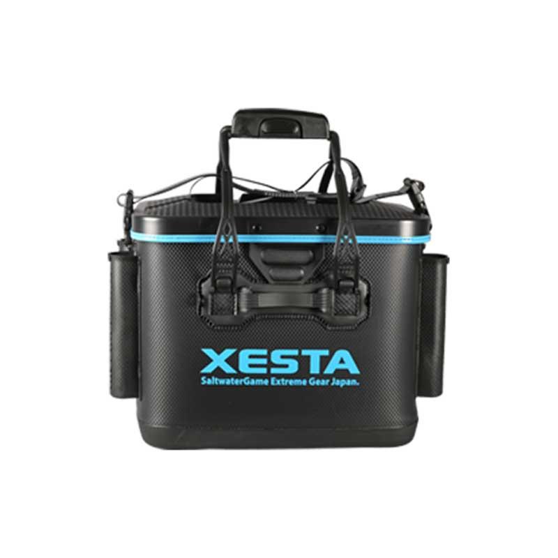 ゼスタ(XeSTA) タックルバッカン ブラック×ブルー