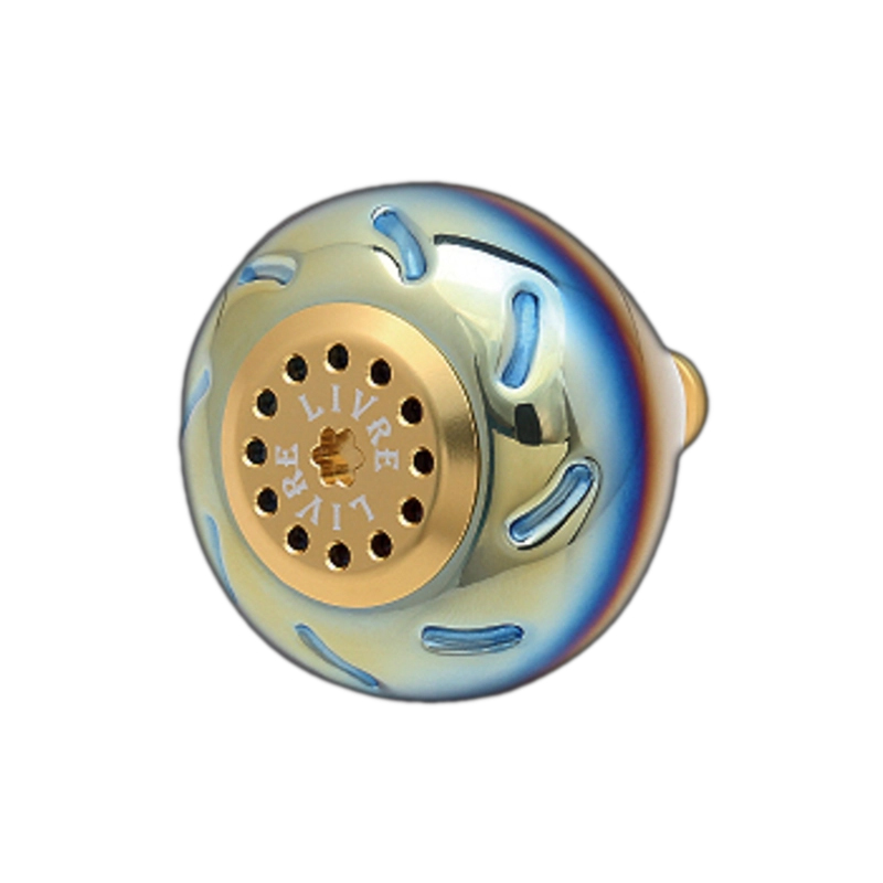 リブレ(LIVRE) EP50(イーピー 50) ダイワL用 ファイヤー+ゴールドC E50LGL-1