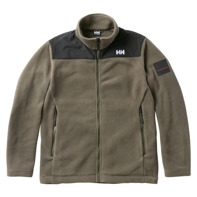 HELLY HANSEN(ヘリーハンセン) HH51852 ハイドロミッドレイヤージャケット Men's XL CG(シダーグリーン) HH51852