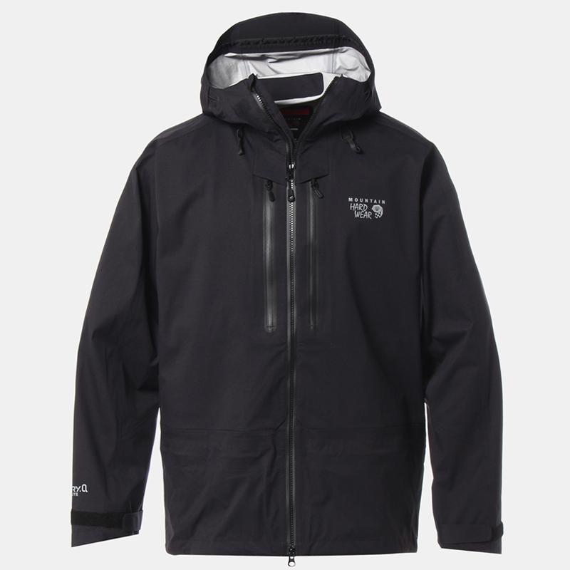 マウンテンハードウェア DRYSTEIN JACKET(ドライステイン ジャケット) Men's L 090(BLACK) OE7601