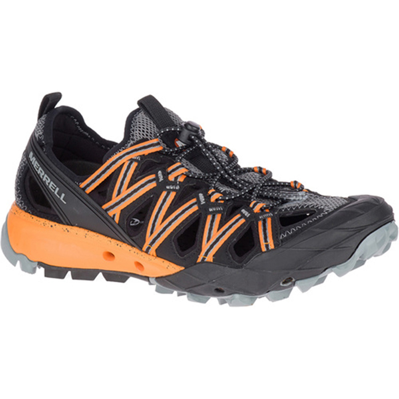MERRELL(メレル) CHOPROCK SHANDAL Men's 8.5/26.5cm FLAME ORANGE M50353