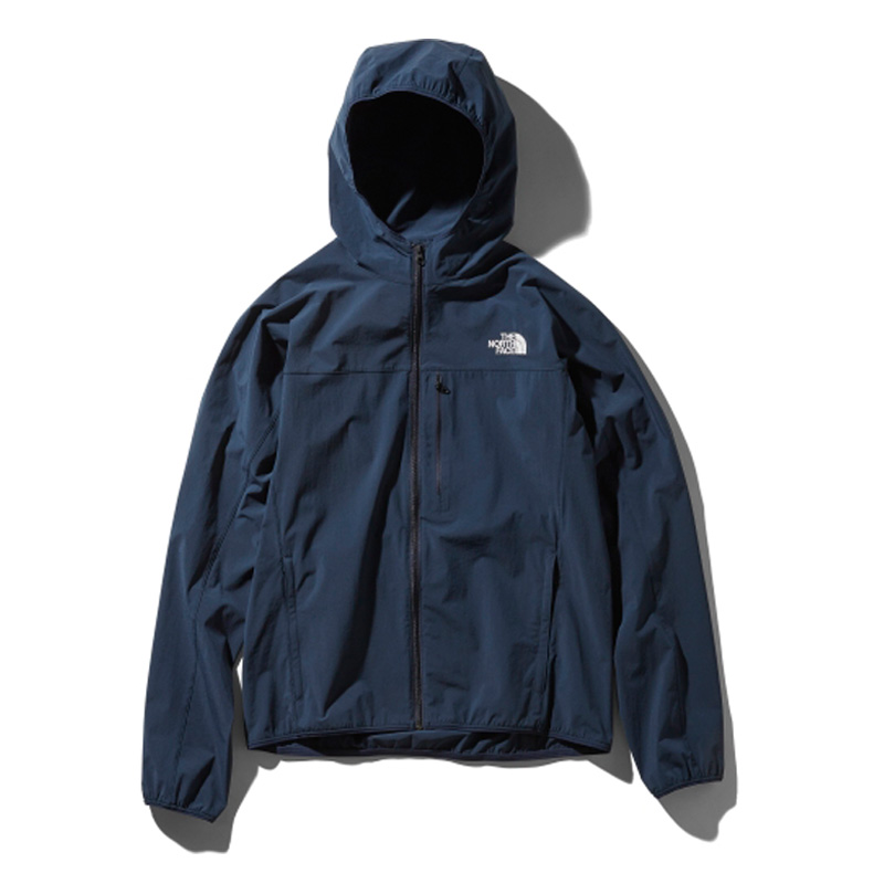 THE NORTH FACE(ザ・ノースフェイス) MOUNTAIN SOFTSHELL HOODIE(マウンテン ソフトシェル フーディ) Men's L UN(アーバンネービー) NP21703
