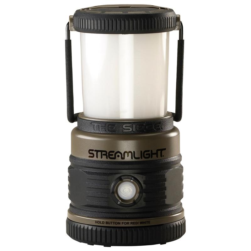 STREAMLIGHT(ストリームライト) シージ LEDランタン 最大340 ルーメン 単一電池式 SL44931000