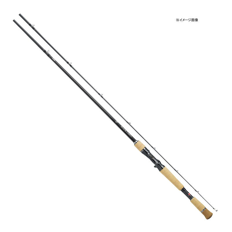ダイワ(Daiwa) ブラックレーベル LG 631L+RB 05807017 【大型商品】