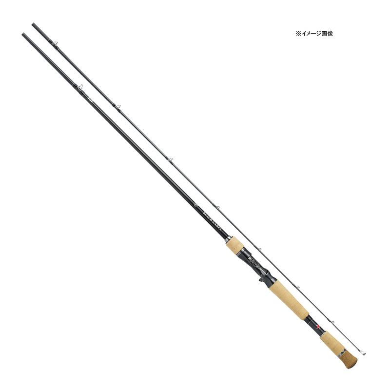 ダイワ(Daiwa) ブラックレーベル LG 661ML+RB 05807021 【大型商品】