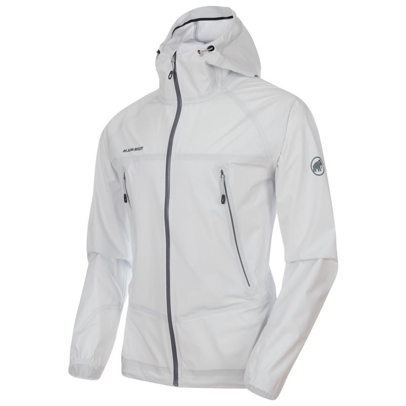 MAMMUT(マムート) Masao Light HS Hooded Jacket AF Men's M 0243(white) 1010-27100