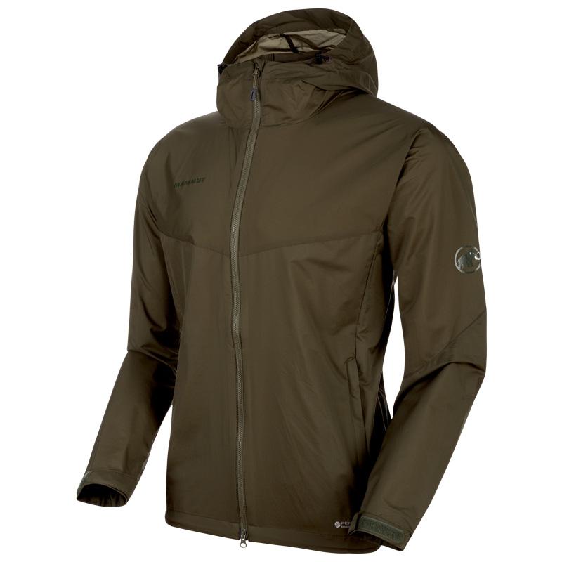 MAMMUT(マムート) Glider Jacket AF Men's L 4023(dark olive) 1012-00210