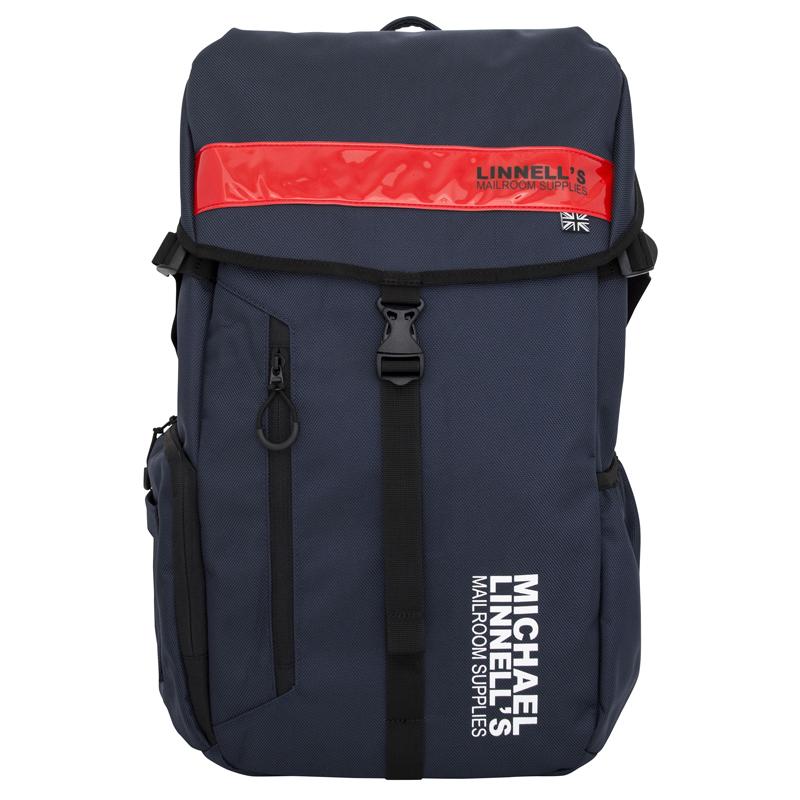 マイケルリンネル(MICHAEL LINNELL) Big Backpack(ビッグ バックパック) ML-008 30L Navy×Red 96471