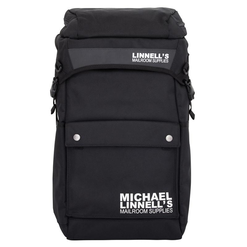 マイケルリンネル(MICHAEL LINNELL) Cannon Pack(キャノン パック) ML-013 34L Black×Black 114109