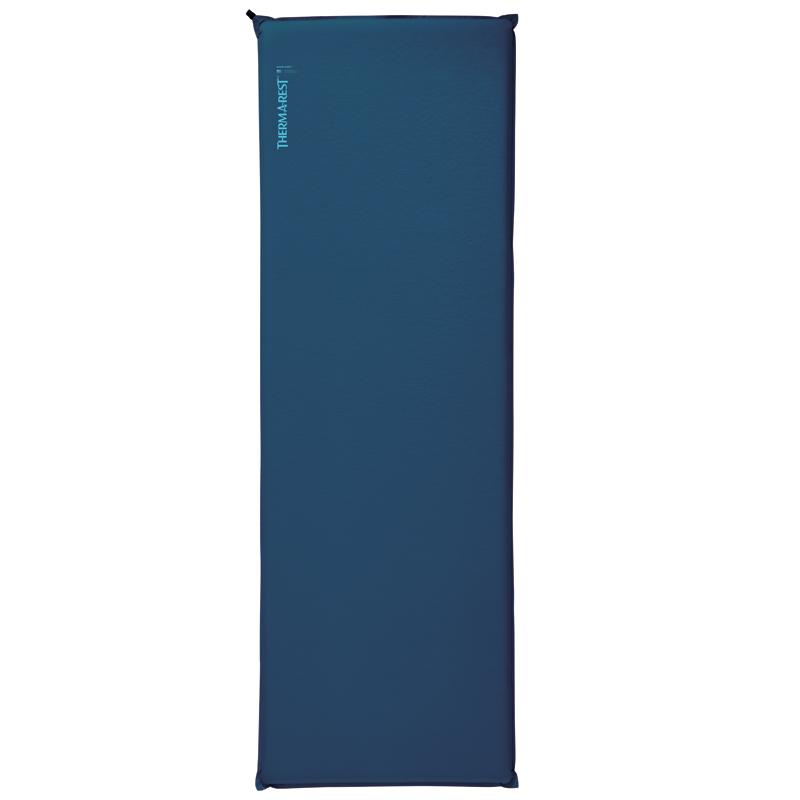 THERMAREST(サーマレスト) ベースキャンプ レギュラー ポセイドンブルー 30013