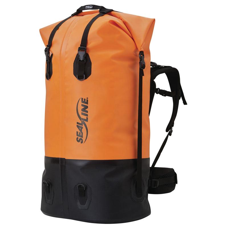 SEAL LINE(シールライン) プロドライパック 120L オレンジ 32007