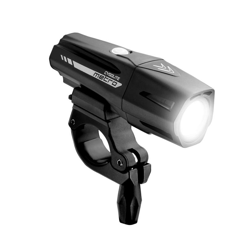 CYGOLITE(サイゴライト) ライト MTR-1100-USB METRO PRO 1100 USB 最大1100ルーメン 充電式 30201100