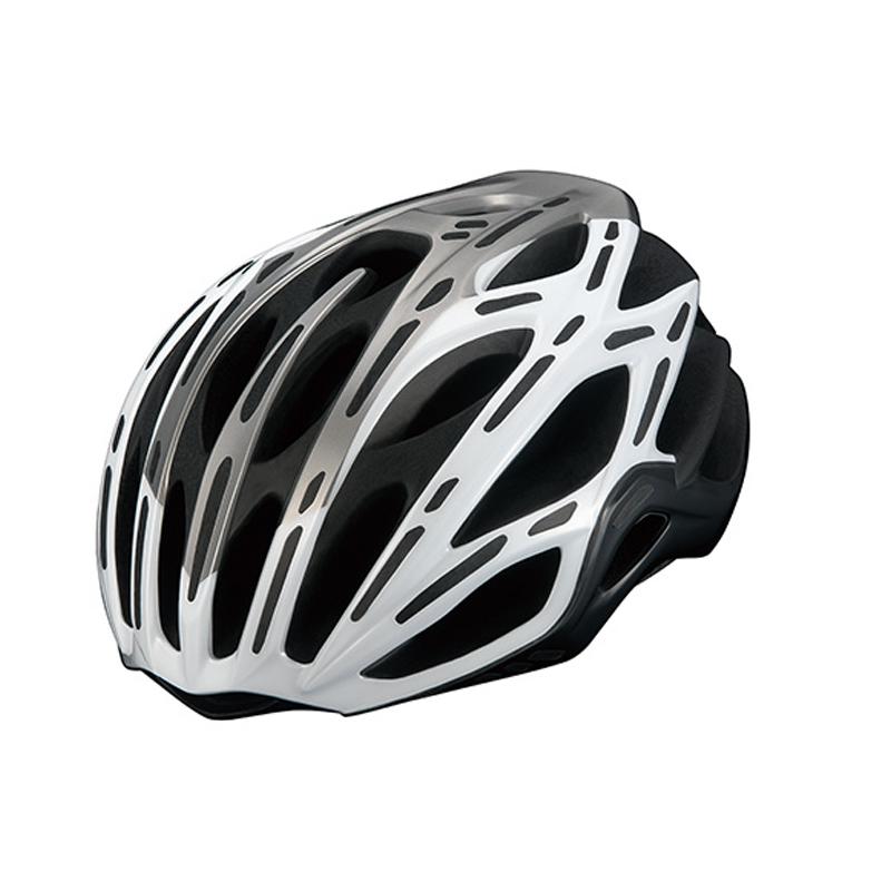OGK(オージーケー) ヘルメット FLAIR フレアー L/XL G-1ホワイトグレー 20600084
