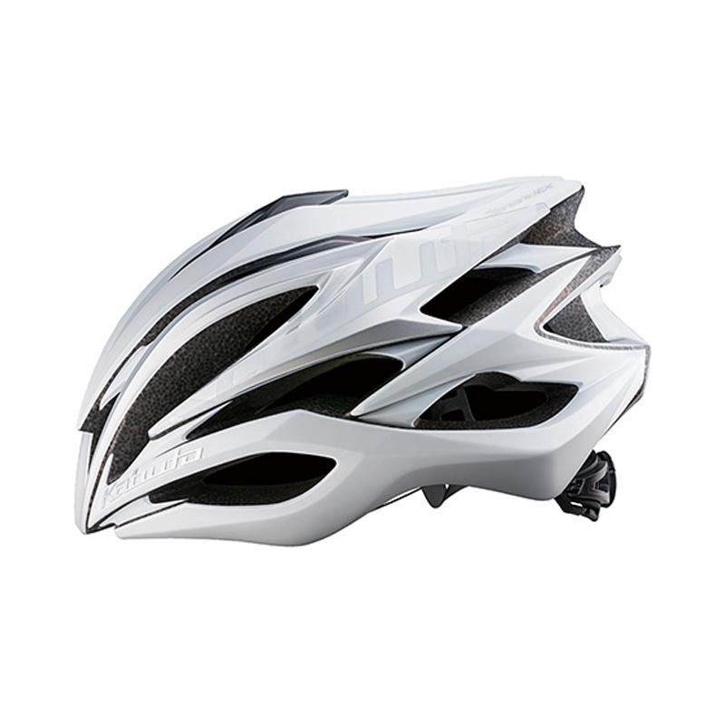 OGK(オージーケー) ヘルメット ZENARD-EX L マットホワイト 20600602