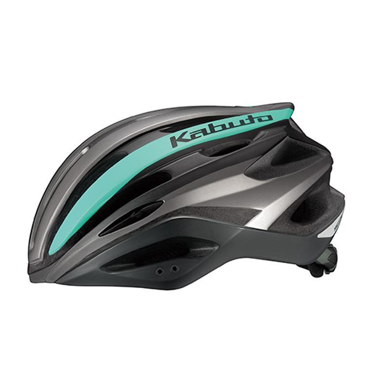 OGK(オージーケー) ヘルメット REZZA (レッツァ) XL/XXL G-1マットターコイズ 20608062