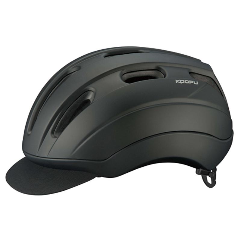 OGK(オージーケー) ヘルメット BC-Via (BC・ヴィア) M/L マットブラック 20655002