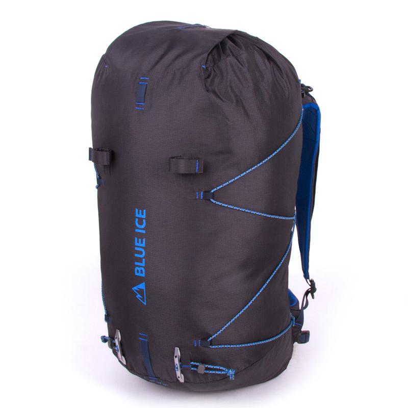 blue ice(ブルーアイス) ドラゴンフライ II 45L 45L BK(ブラック) 100022