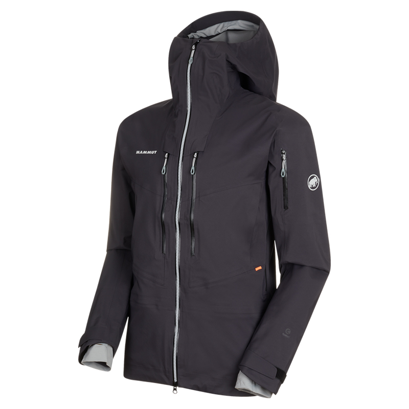 Haldigrat HS Hooded Jacket Men's M 0001(black)