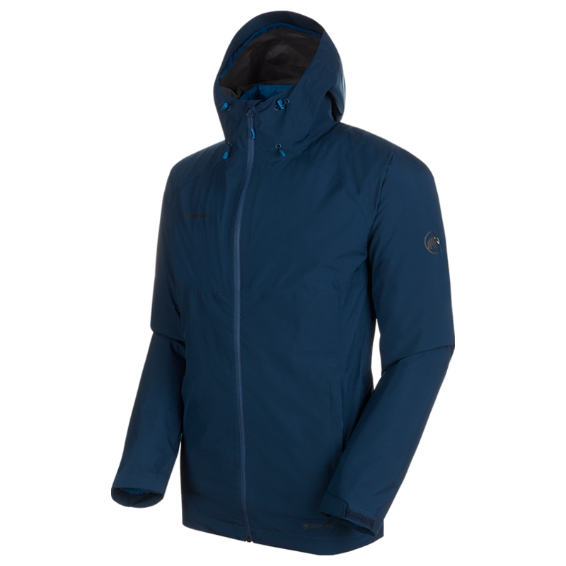 MAMMUT(マムート) Convey 3 in 1 HS Hooded Jacket AF Men's L 50266(wing teal×sapphire) 1010-27410