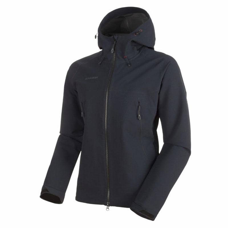 MAMMUT(マムート) Masao SO Jacket Men's XXL 0001(black) 1011-00460