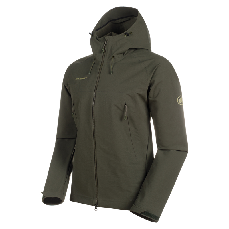 MAMMUT(マムート) Masao SO Jacket Men's L 4584(iguana) 1011-00460