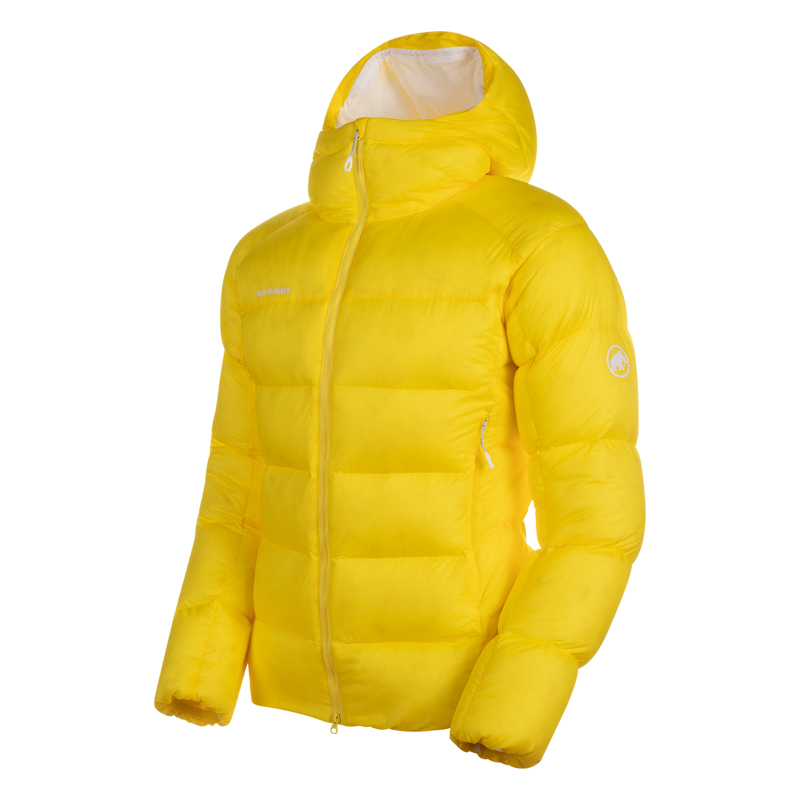 【P10倍☆3店舗買い回りで!4/9~】 MAMMUT(マムート) Meron IN Hooded Jacket AF Men's L 1252(blazing-bright wh) 1013-00740