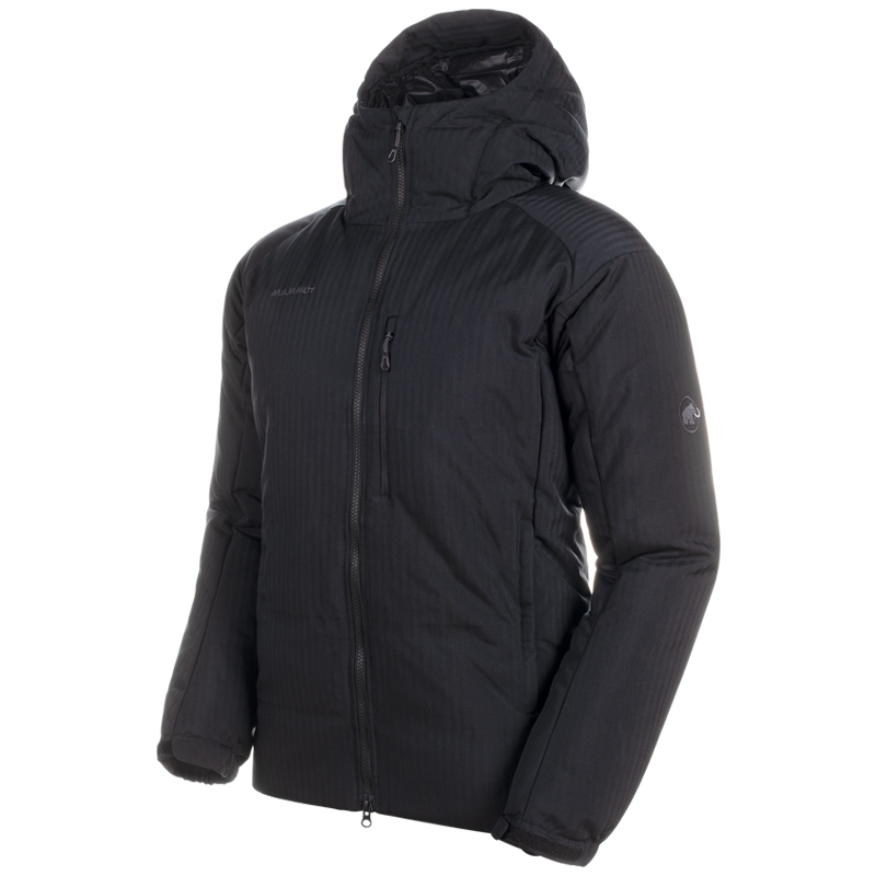 Whitehorn Pro IN Hooded Jacket AF Men's M 0001(black)