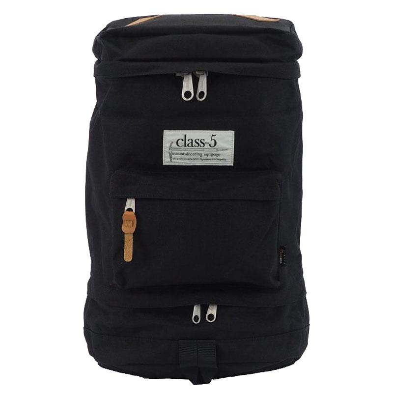 クラスファイブ(Class-5) ARC BOX DAYPACK 25L BLACK C5-009BK