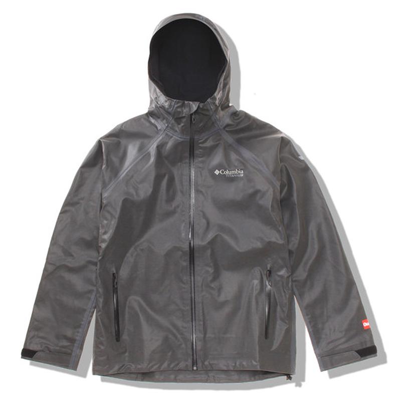 Columbia(コロンビア) アウトドライ エクストリーム レイン ジャケット Men's XL 010(黒 HEATHER) WE0936