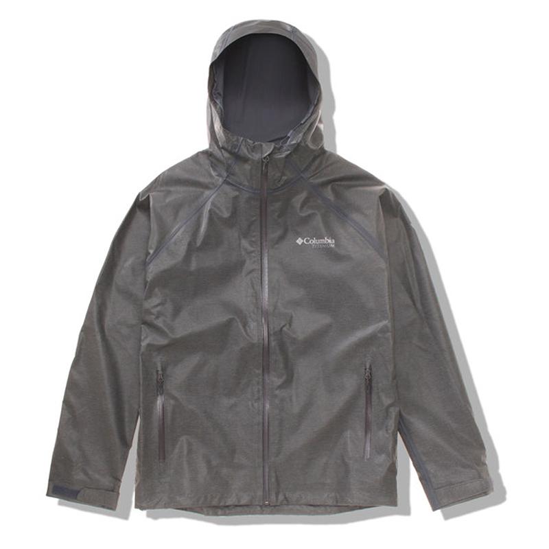 Columbia(コロンビア) アウトドライ エクストリーム レイン ジャケット Men's XL 030(CHARCOAL HEATHER) WE0936