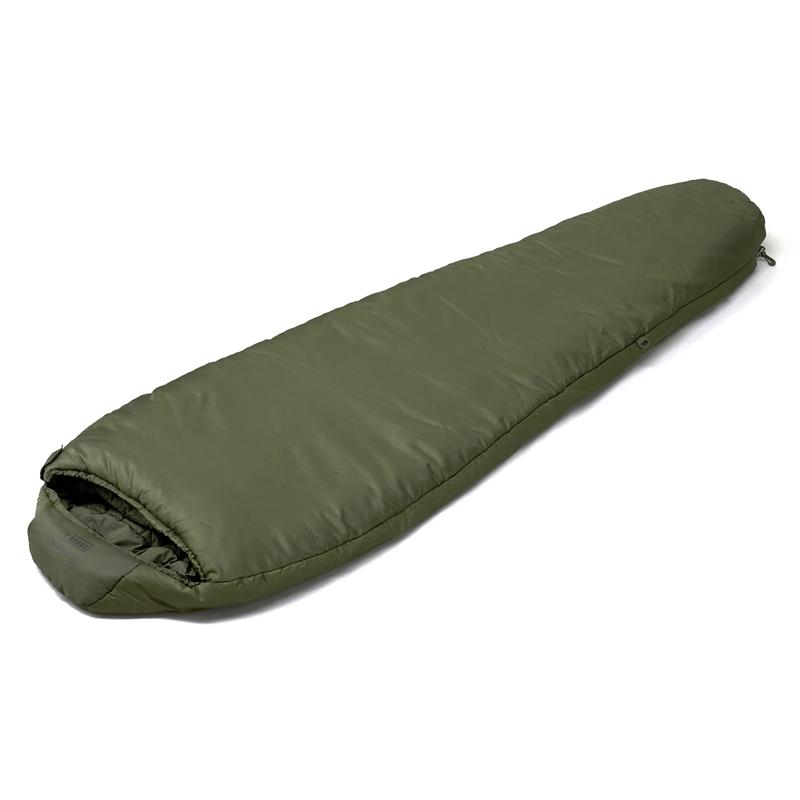マミー型シュラフ Snugpak(スナグパック) ソフティー エリート5 レフトハンド オリーブ SP40132OL