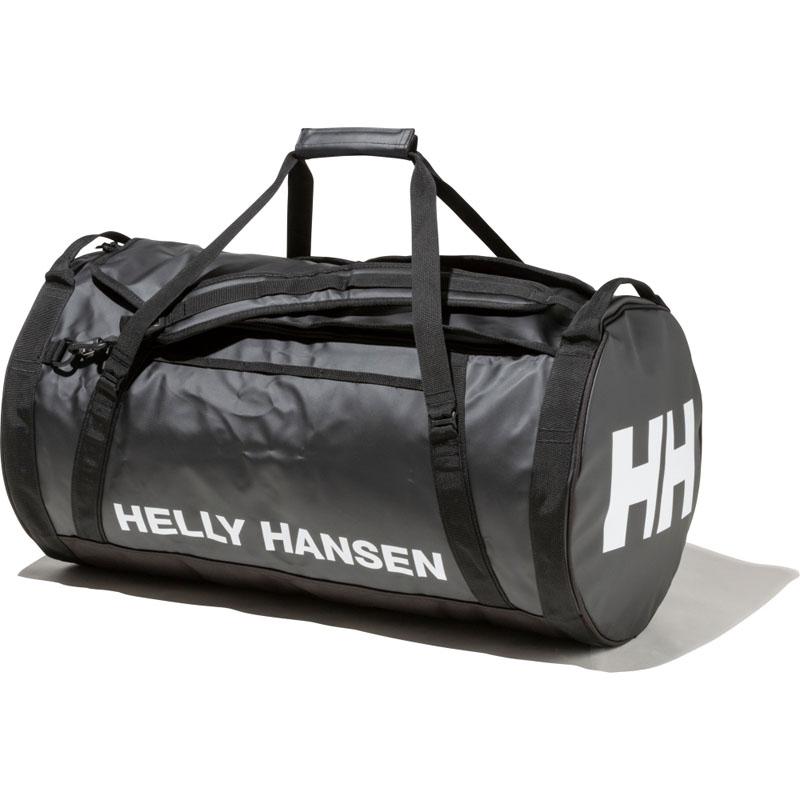 HELLY HANSEN(ヘリーハンセン) HH DUFFEL BAG 2(HH ダッフル バッグ 2) 70L K(ブラック) HY91920