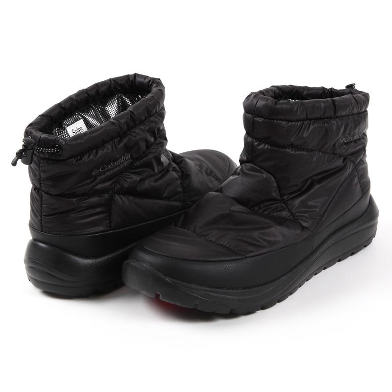 Columbia(コロンビア) SPINREELMINI BOOT ADVANCE(スピンリール ミニ ブーツ アドバンス) 8/26.0cm 010(BLACK) YU0275