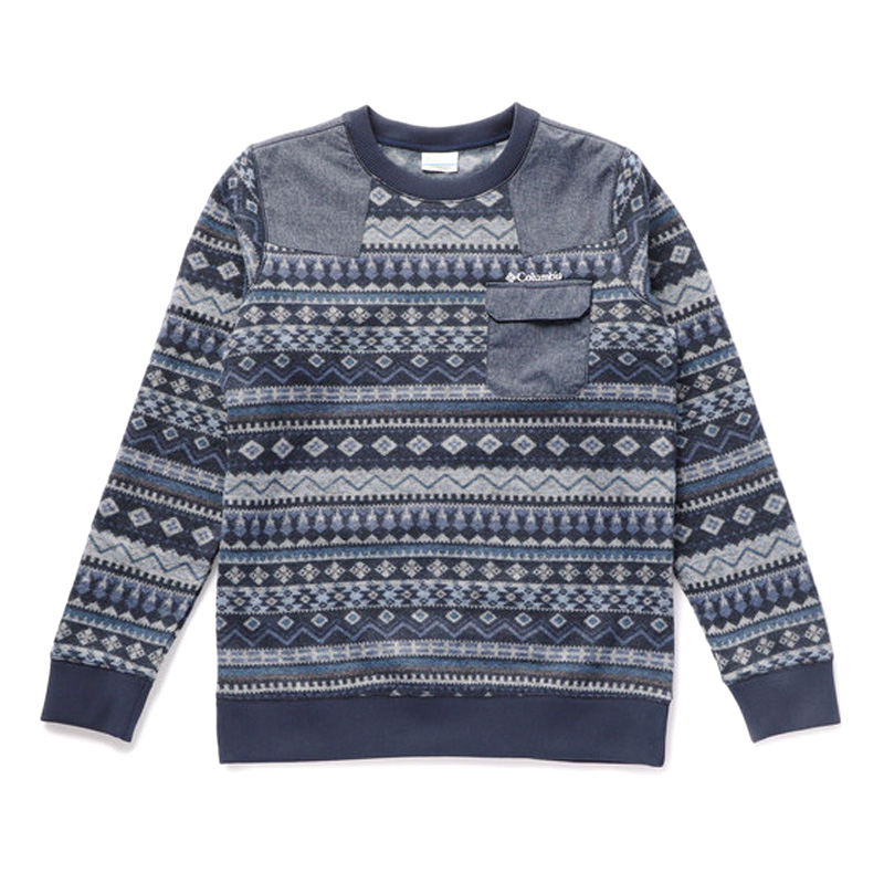 LOVELL RIDGE CREW(ラヴェル リッジ クルー) Men's L 440(ABYSS PATTern)