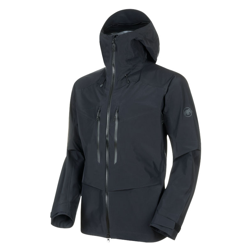 Teton HS Hooded Jacket AF Men's M 0001(black)