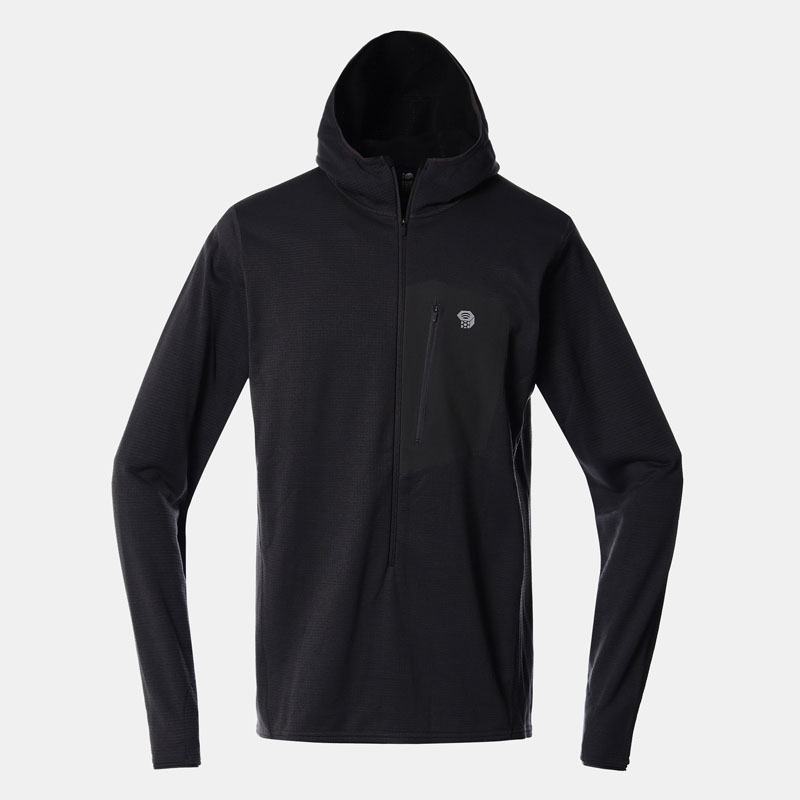 Type2Fun 3/4Zip Hoody M 012