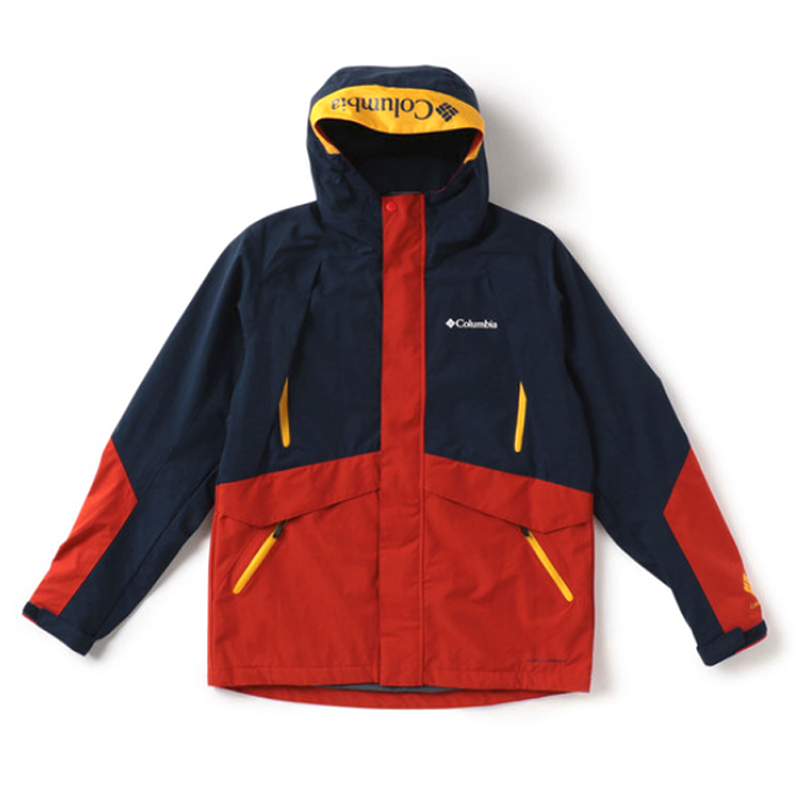 Columbia(コロンビア) KEEL SPIRE JACKET(キール スパイアー ジャケット) Men's M 698(SAIL RED) PM3761