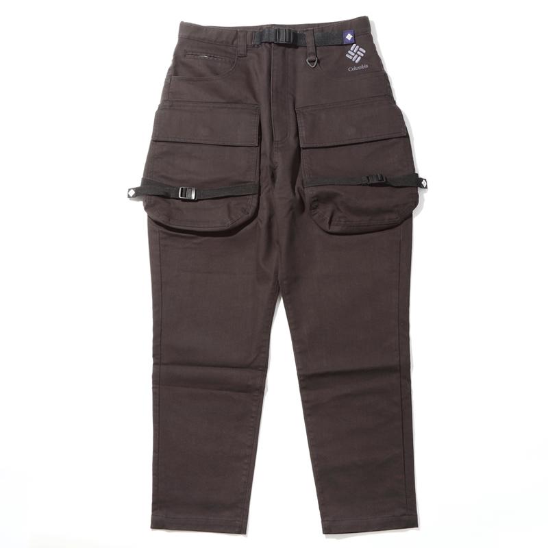 Columbia(コロンビア) WILDHORSE BROOK PANT(ワイルドホース ブルック パンツ) Men's XL 010(BLACK DENI) PM4973