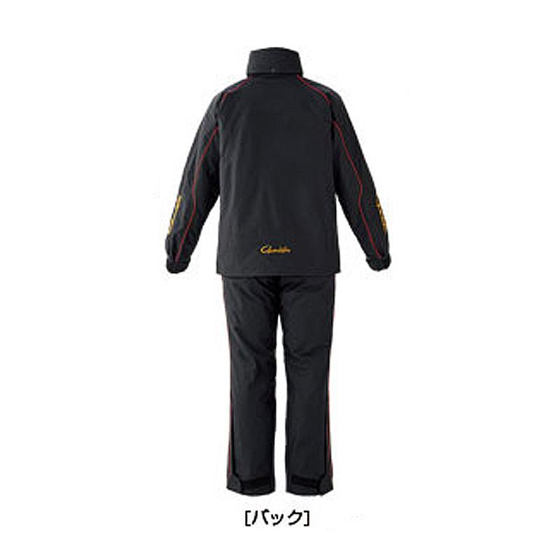 がまかつ(Gamakatsu) オールウェザースーツ GM-3525 M その他 ブラック ...