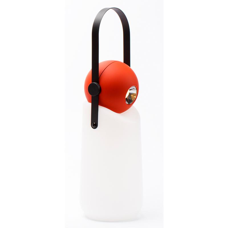 Weltevree(ウェルテフレー) Guidelight 最大140ルーメン 電池式 Red WGL-RD