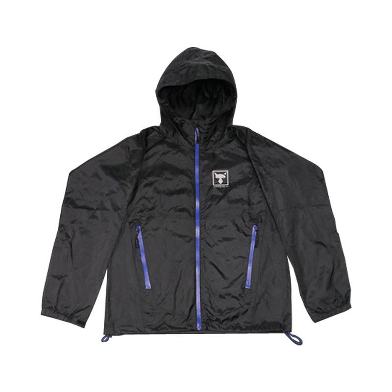 ジャッカル(JACKALL) ライトジャケット S ブラック