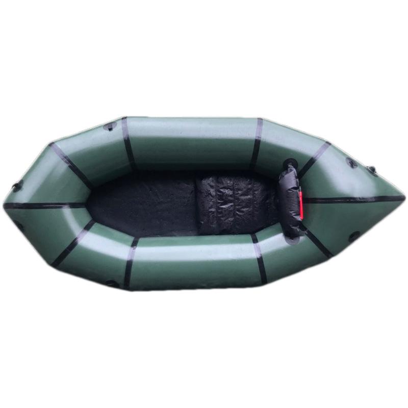 フロンティア(FRONTIER) CW-220 パックラフト 静水用モデル アーミーグリーン 13381